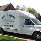 Bart Cassin Cabinet Making Renovations and Millwork